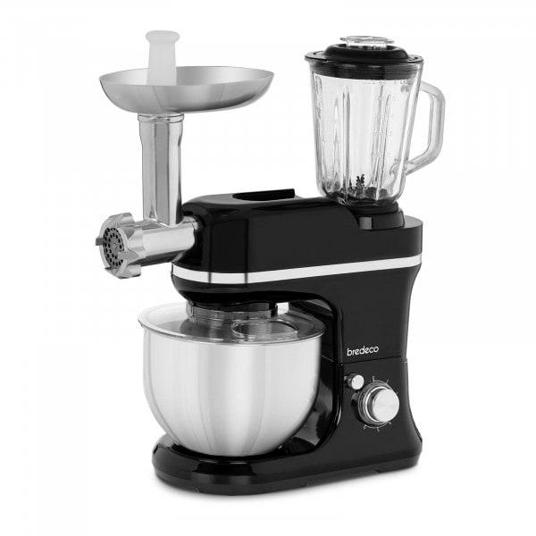 B-termék Multifunkciós konyhai robotgép - mixerrel és húsdarálóval - 1.200 W
