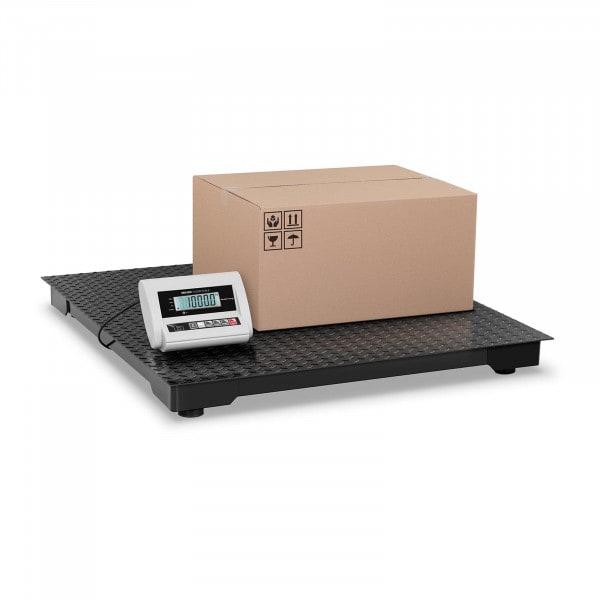 B-termék Padlómérleg ECO - 1.000 kg / 0,5 kg - LCD