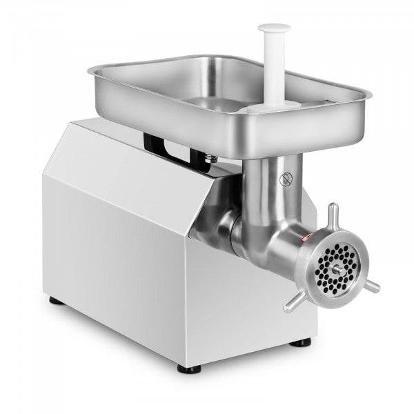 Rozsdamentes acél húsdaráló - 480 kg / h