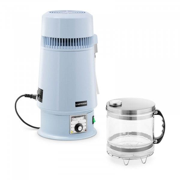 B-termék Desztilláló készülék - víz - 4 L - állítható hőmérséklet - üvegkancsó