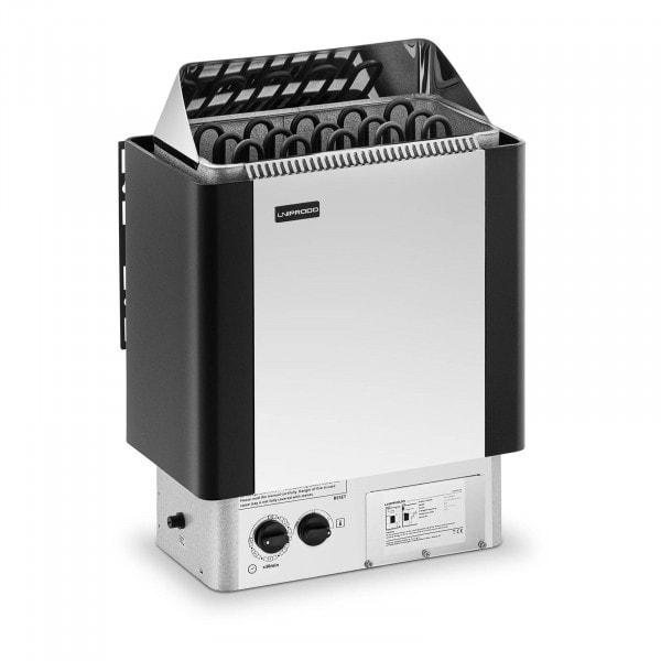 B-termék Szauna kályha - 8 kW - 30 - 110 °C - vezérlőegységgel