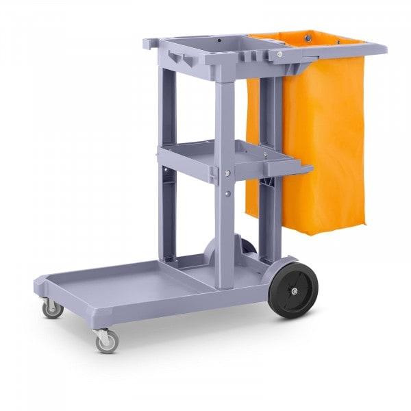 B-termék Takarítókocsi zsákkal