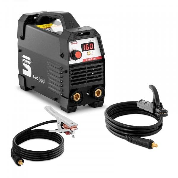 B-termék Elektróda hegesztőgép - 160 A - Hot Start - fogantyú