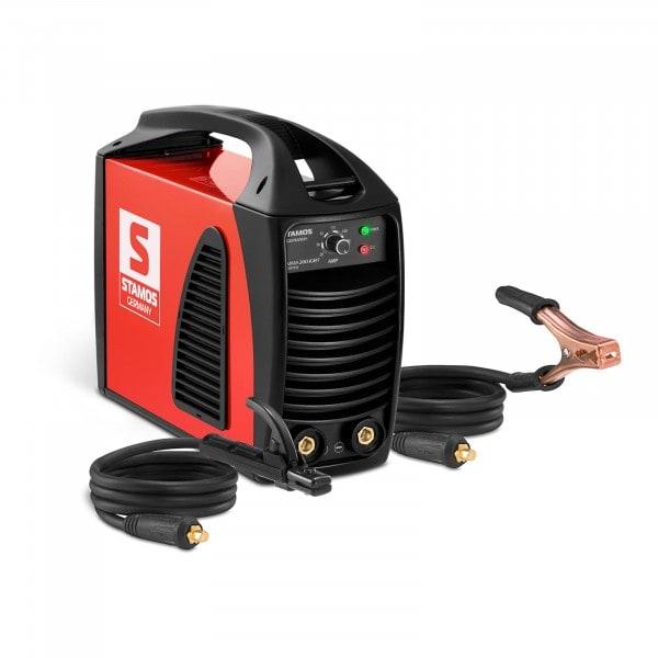 MMA hegesztőgép - 200 A - Hot Start - IGBT