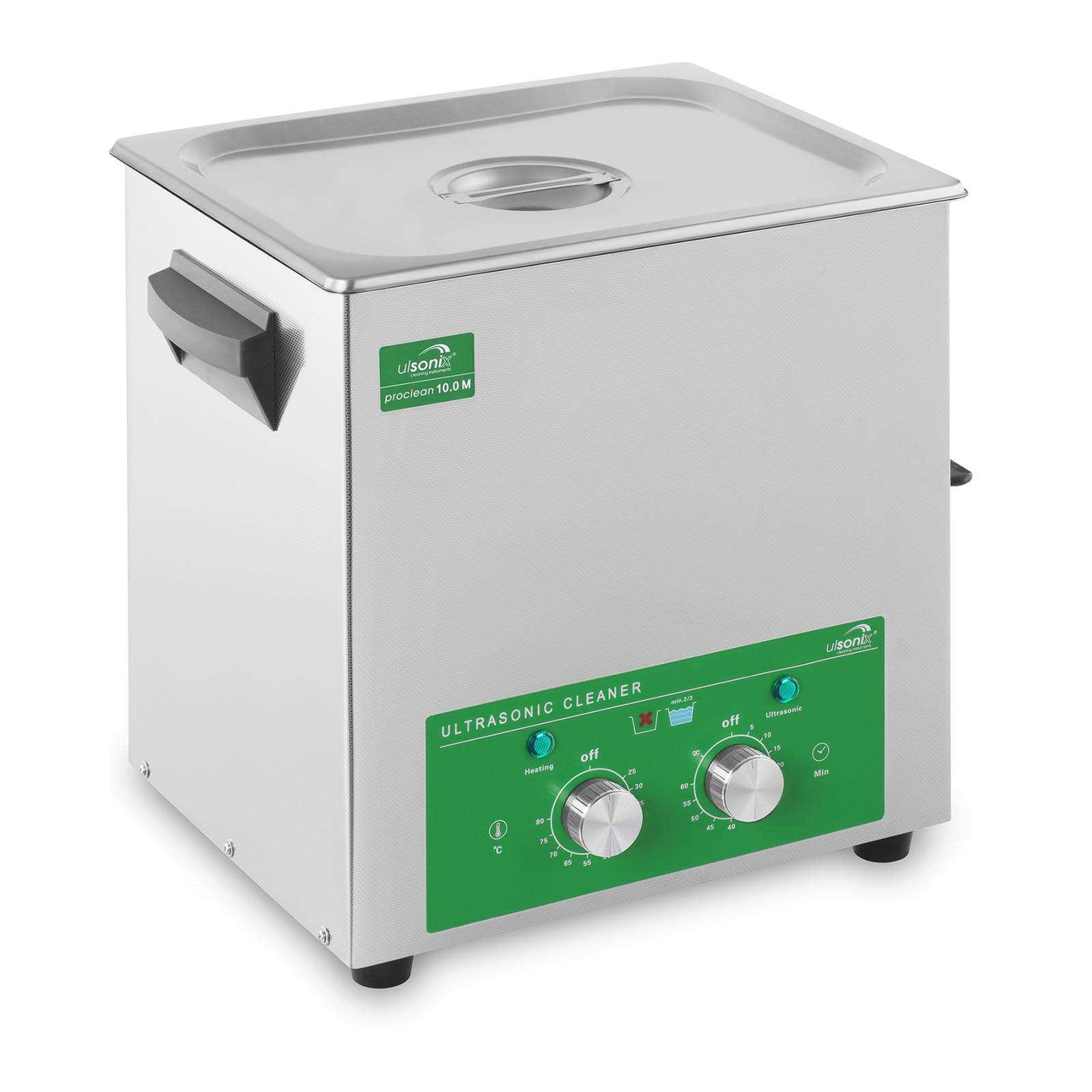 Ultrahangos tisztító gép - 10 liter - 240 W - Basic ee417f072d