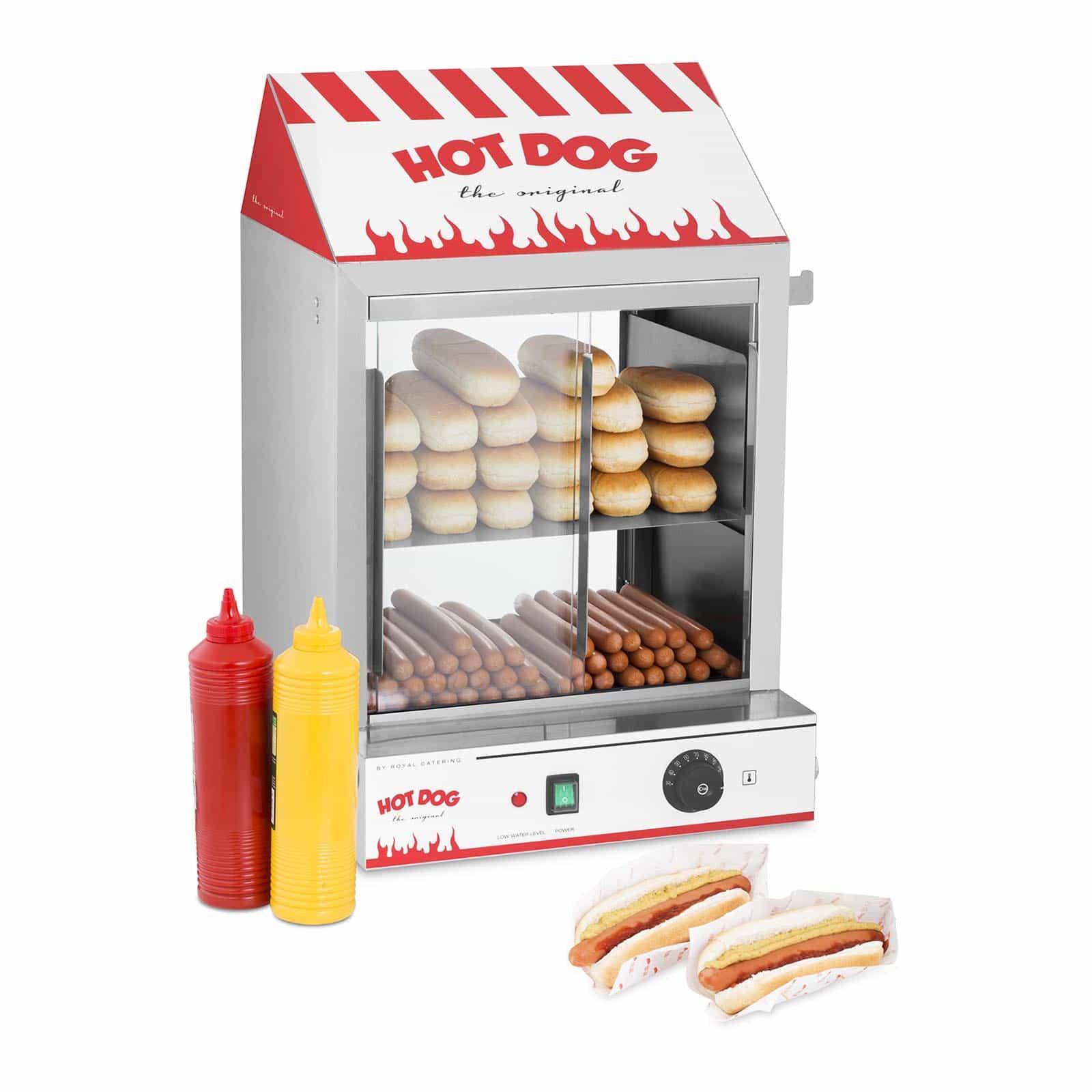 Hot Dog készitő