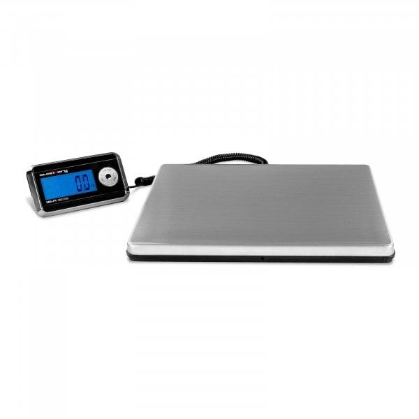 Digitális csomagmérleg - 200 kg / 100 g - Basic - külső LCD