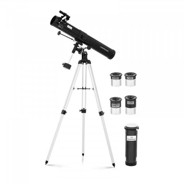 B-termék Csillagászati távcső - Ø 76 mm - 900 mm -háromlábú állvány