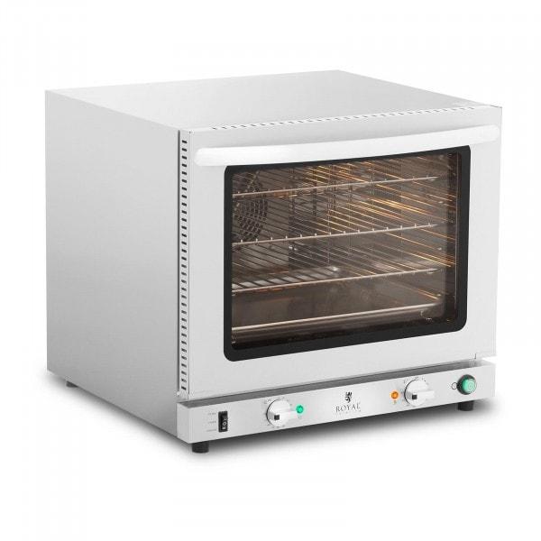 B-termék Forrólevegős sütő - 2.800 W - 3 ráccsal + 1 sütőtepsi
