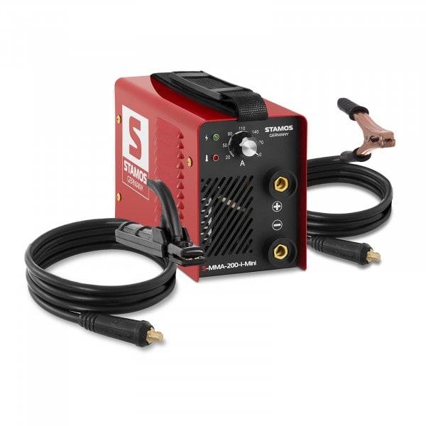 MMA hegesztőgép - 200 A - 230 V - IGBT