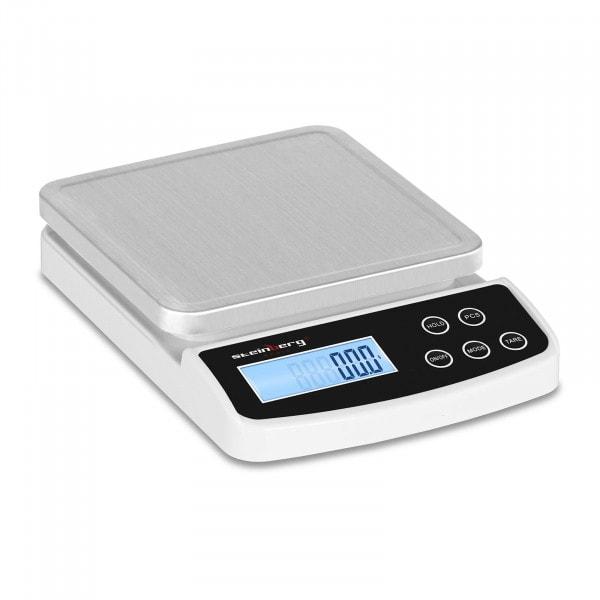 Digitális levélmérleg - 5 kg / 0,1 g - Basic