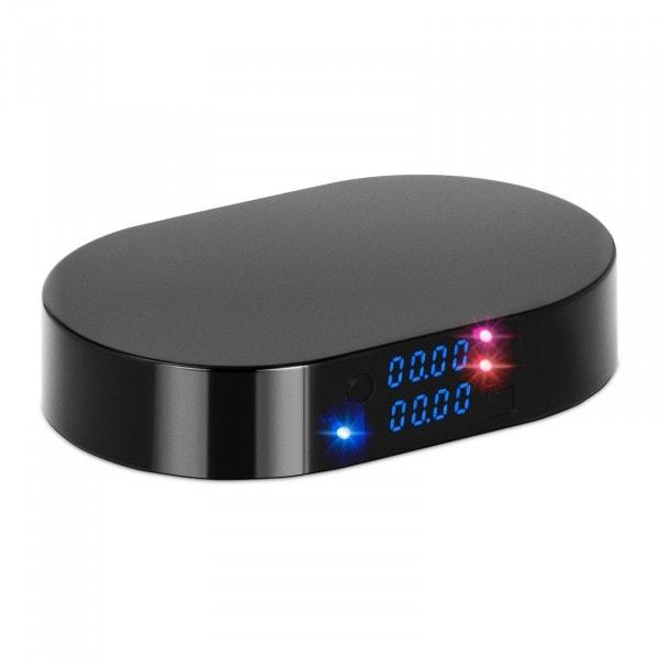 B-termék Okos kávé mérleg - 2 kg - 1 g / 500 g - 158 x 103 mm - Bluetooth - időzítő