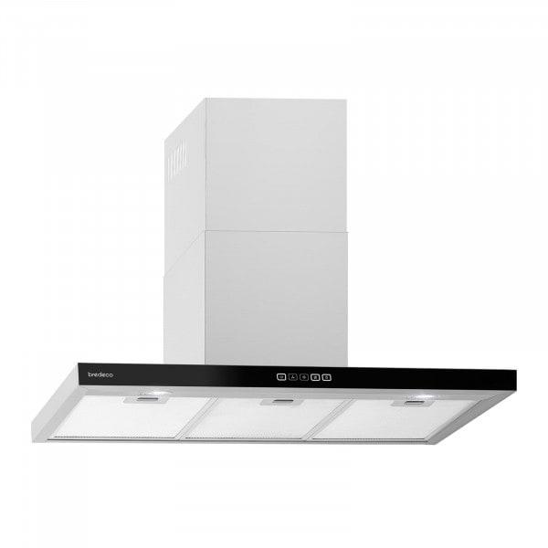 B-termék Elszívó - 90 cm - 636,5 m³ / h - fekete - Érintőképernyő