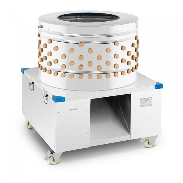 B-termék Kopasztógép - 2.200 W - kb. 900 kg/óra