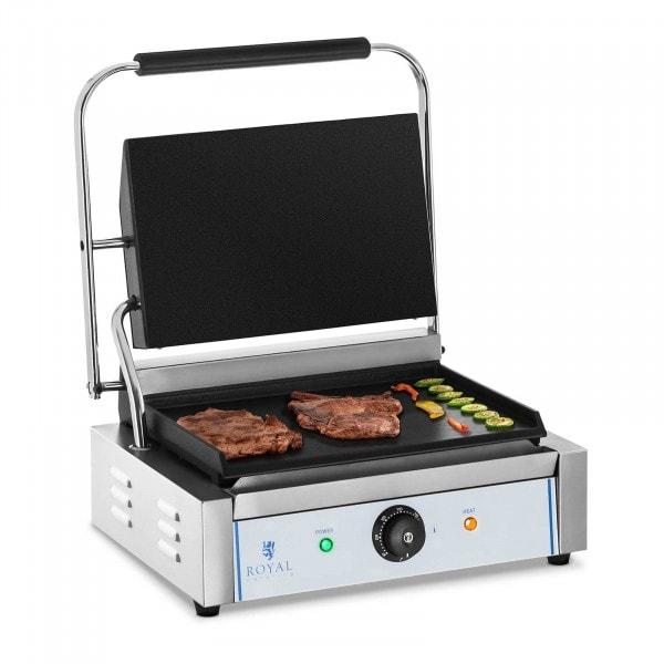 Kontakt grill - sima - 2200 W