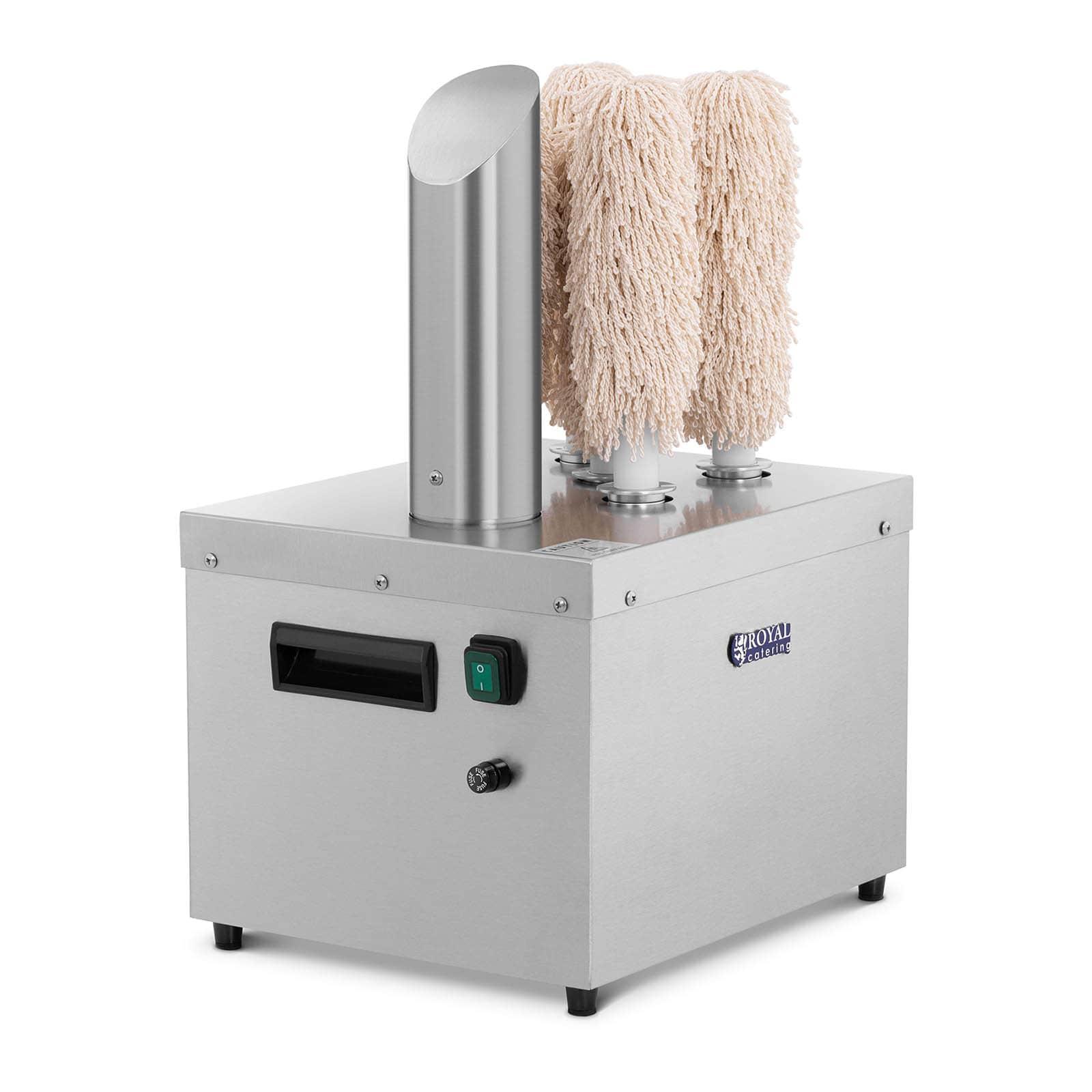 Pohár polírozó gépek