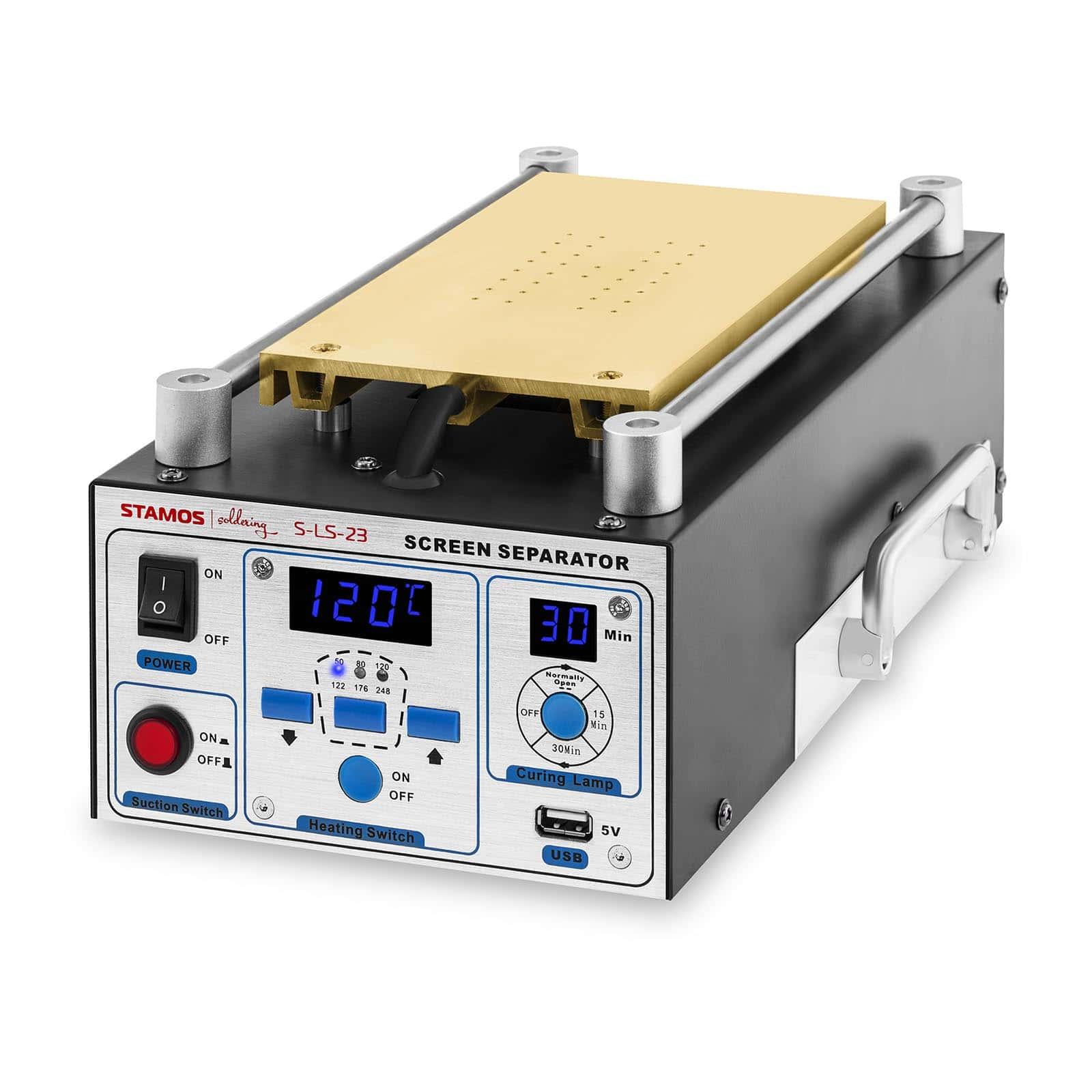LCD szeparátorok