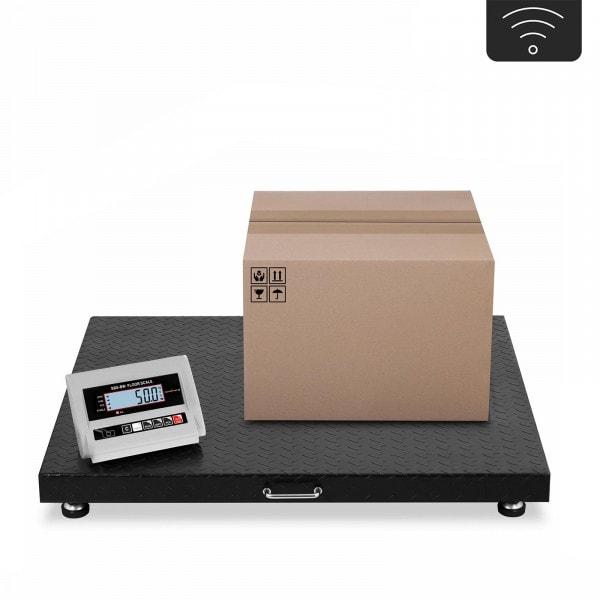 Padlómérleg - 3 t / 1 kg - vezeték nélküli