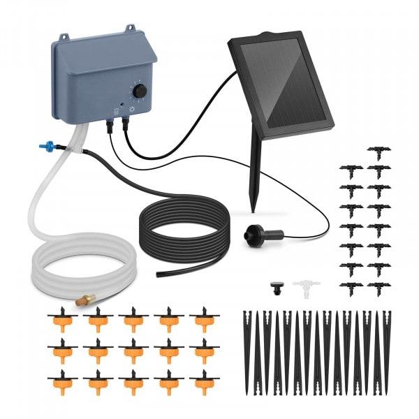 B-termék Napelemes öntözőrendszer
