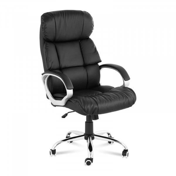B-termék Irodai szék - 180 kg - fekete