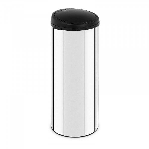 B-termék Szenzoros szemetes kuka - 50 L - galvanizált acél