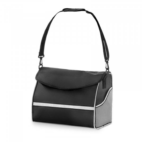 B-termék Járókeret táska - fekete/ezüst - nagy