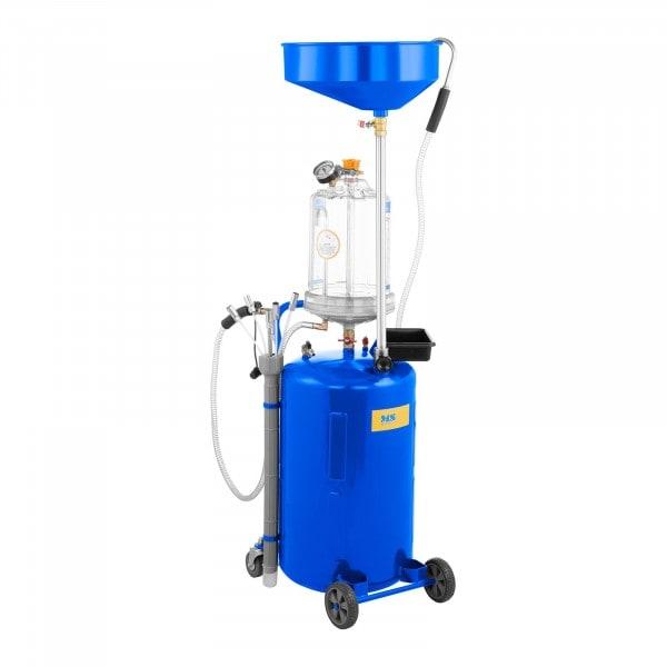 B-termék Olajleszívó - 75 literes tartály