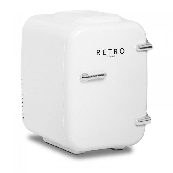 B-termék Minihűtő - 4 l - fehér