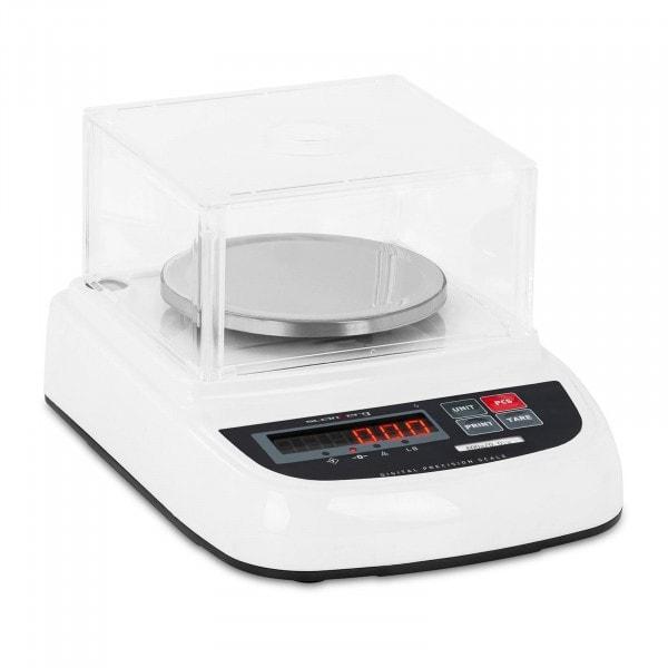 B-termék Precíziós mérleg - 0,05 - 600 g / 0,01 g - szélfogóval