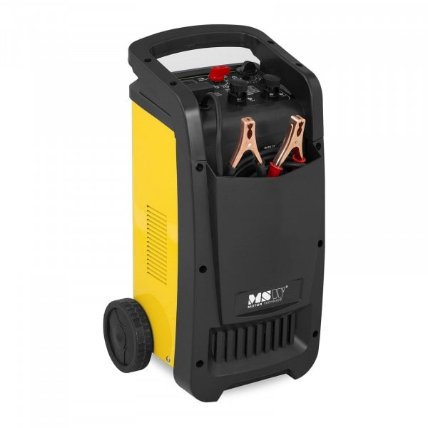 B-termék Akkumulátor töltő - indításrásegítő 12/24 V - 100 A- kompakt
