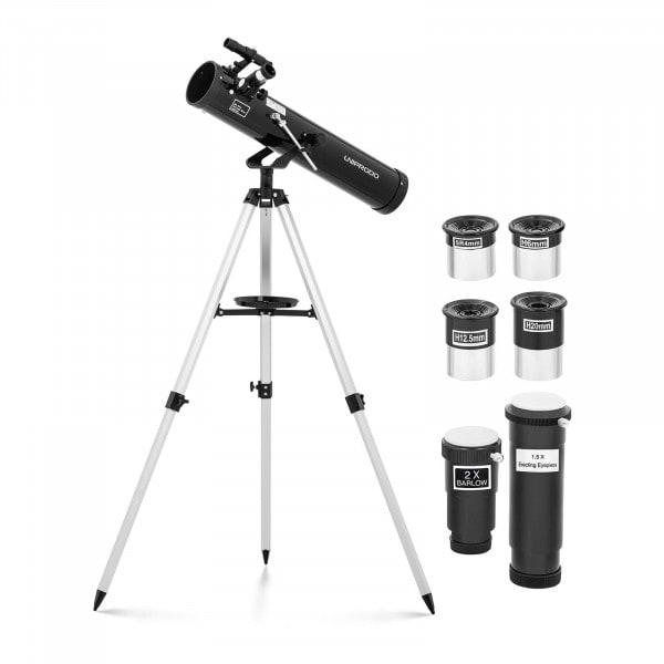 B-termék Csillagászati távcső - Ø 76 mm - 700 mm -háromlábú állvány
