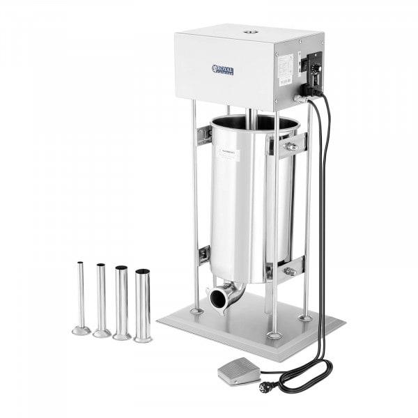 Hurkatöltő, Kolbásztöltő - 15 liter - elektromos
