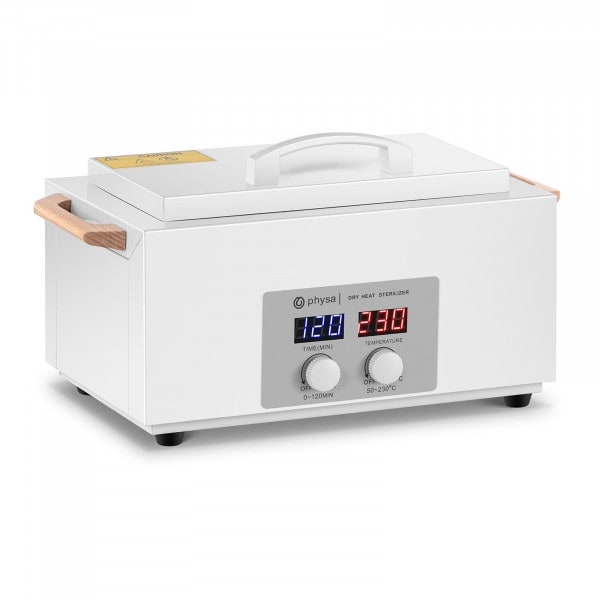 B-termék Hőlégsterilizátor - 2 L - időzítő - 50-230 °C