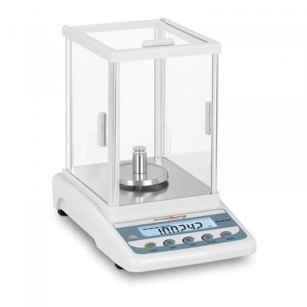 Precíziós mérleg - 200 g / 0,001 g