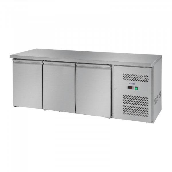 Hűtőpult - 339 l- 3 ajtós