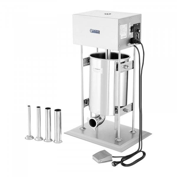 Hurkatöltő, Kolbásztöltő - 10 liter - elektromos