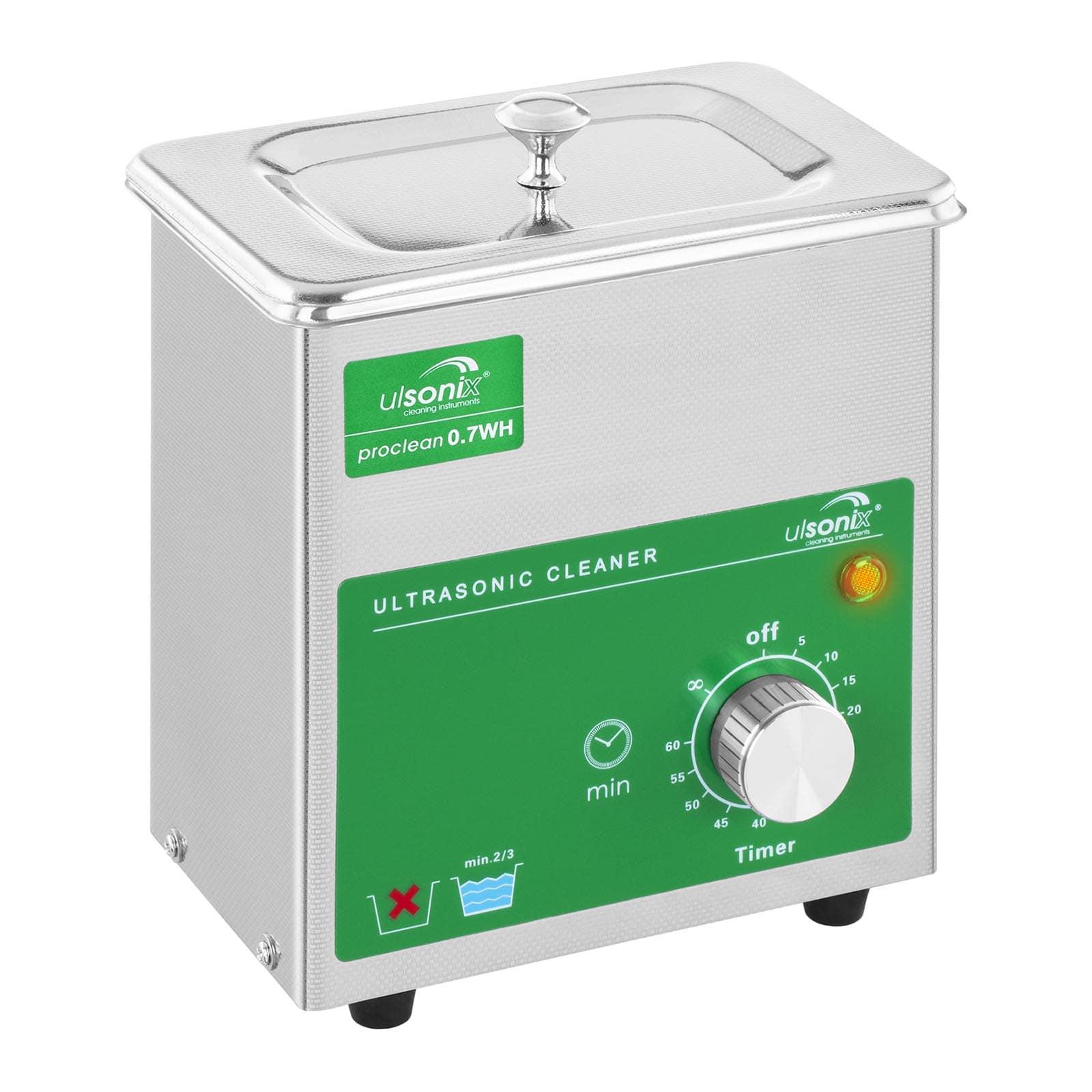 Ultrahangos tisztító gépek