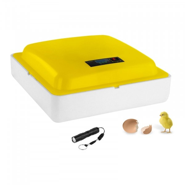 B-termék Tojás inkubátor - 88 tojás - lámpával