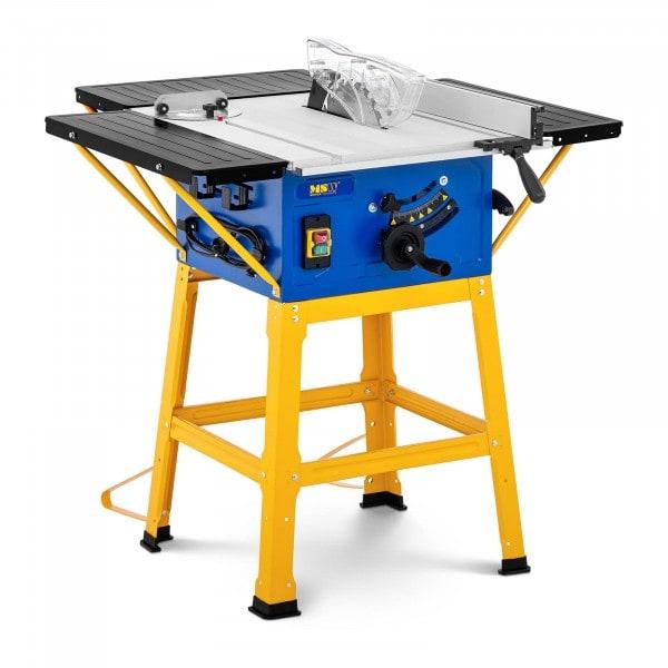 B-termék Asztali körfűrész - 4.800 ford./perc - elszívóval