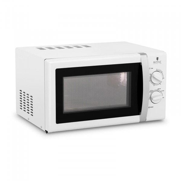 B-termék Mikrohullámú sütő - 20 L - 900 W - szögletes ajtófogantyú