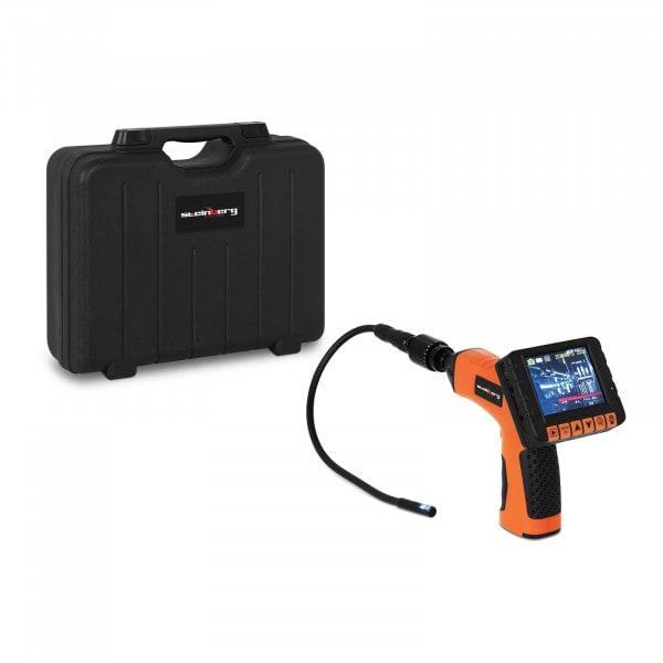 """B-termék Endoszkóp kamera - 3,5"""" LCD - 360° - SD kártya hely - Ø 10 mm - IP67"""