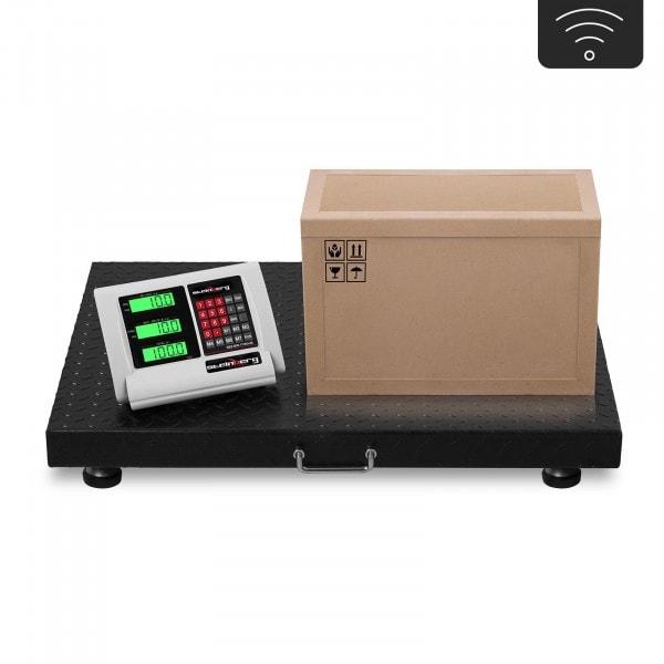 Padlómérleg - 1.000 kg / 200 g - vezeték nélküli