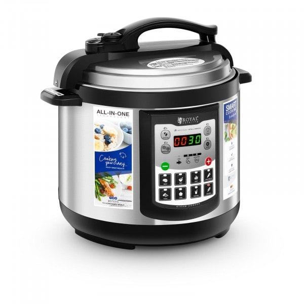B-termék Multifunkcionális főzőedény - 4 Liter - 800 W