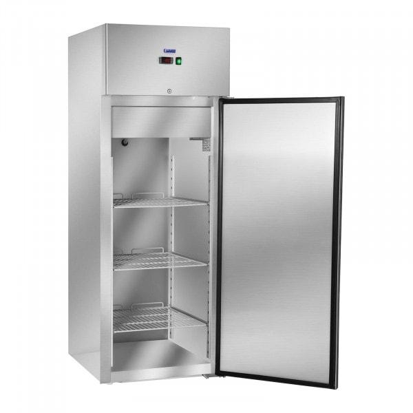 B-termék Vendéglátóipari hűtőszekrény - 540 l - rozsdamentes acél