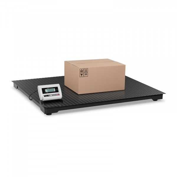 B-termék Padlómérleg ECO - 5.000 kg / 2 kg - LCD