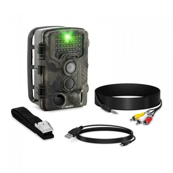 B-termék Vadkamera - 8 MP - Full HD - 42 IR-LED - 20 m - 0,3 mp