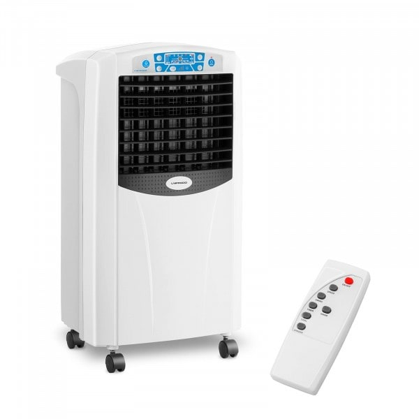 Mobil párologtató léghűtő fűtési funkcióval - 5 az 1-ben - 6 literes víztartály