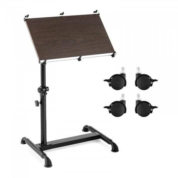 B-termék Laptop asztal - 52 x 45 cm - 90°-ban dönthető