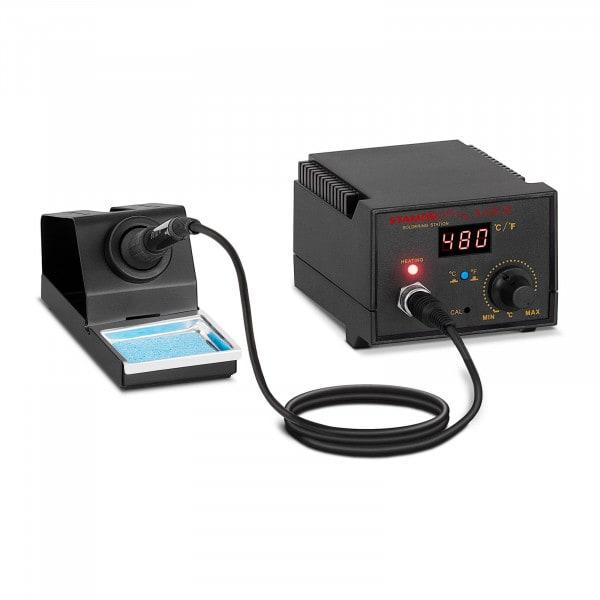 Digitális forrasztóállomás - 65 watt - LED - BASIC