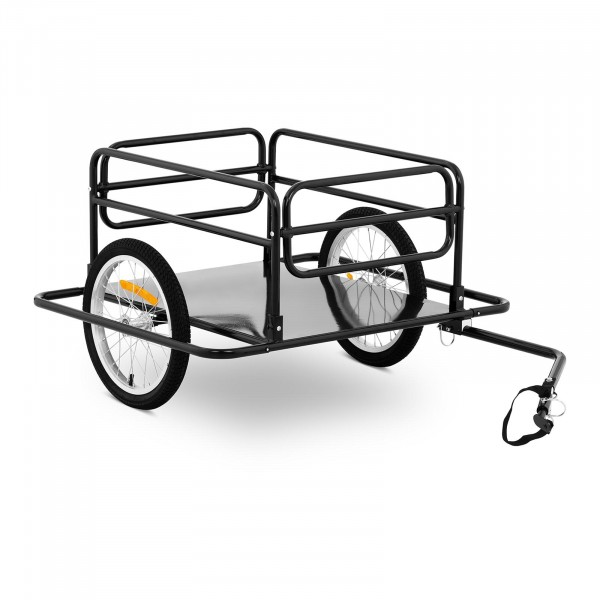 B-termék Áruszállító kerékpár utánfutó - 50 kg - küllő reflektorok